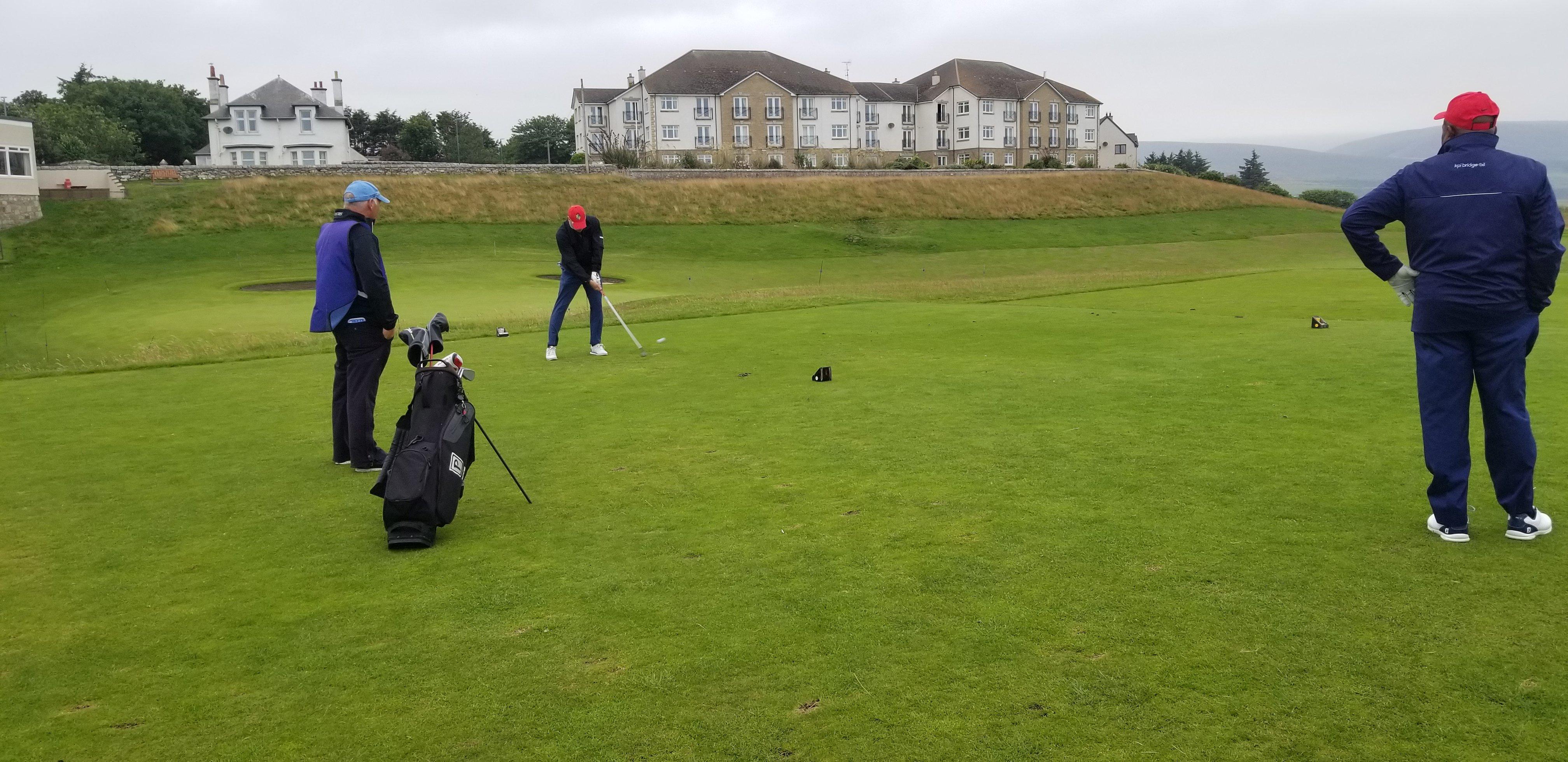 Coyne Cup 2019_golfing