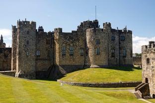 alnwink castle