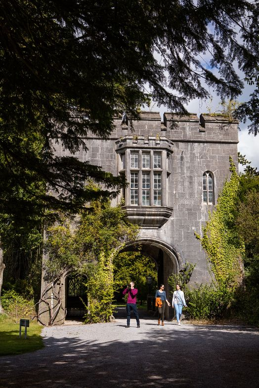 Birr_Castle_Co._Offaly_The_Archway