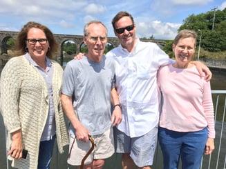 Pat Carney Family