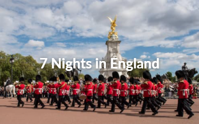 7 Nights in England