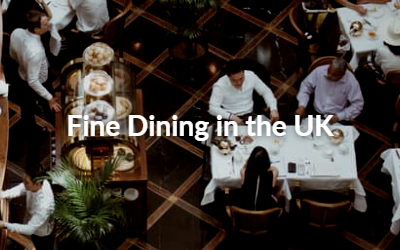 Fine Dining in the UK